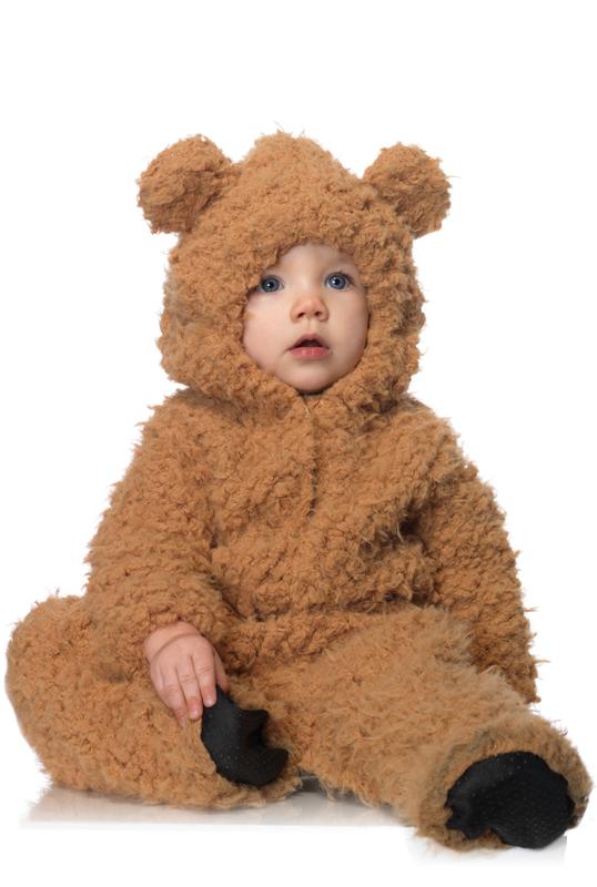 Anne Geddes Baby Bear 幼児,子供用コスチューム ハロウィン コスプレ 衣装 仮装 幼児 赤ちゃん 子供 0歳 1歳 かわいい 面白い 動物 アニマル 学園祭 文化祭 学祭 大学祭 高校 イベント ベビー服 出産祝い 誕生日 お祝い