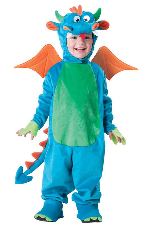 Dinky Dragon 幼児,子供用コスチューム ハロウィン コスプレ 衣装 仮装 幼児 赤ちゃん 子供 0歳 1歳 かわいい 面白い 動物 アニマル 学園祭 文化祭 学祭 大学祭 高校 イベント ベビー服 出産祝い 誕生日 お祝い