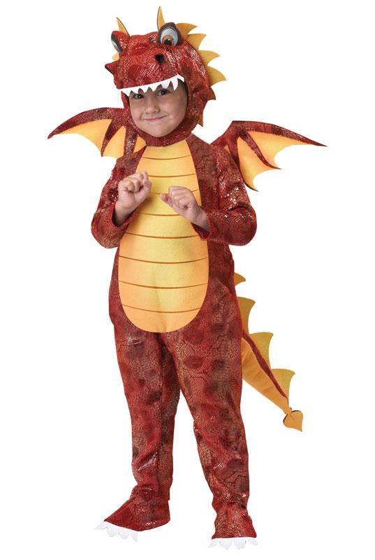 Fire Breathing Dragon 幼児,子供用コスチューム ハロウィン コスプレ 衣装 仮装 幼児 赤ちゃん 子供 0歳 1歳 かわいい 面白い 動物 アニマル 学園祭 文化祭 学祭 大学祭 高校 イベント ベビー服 出産祝い 誕生日 お祝い