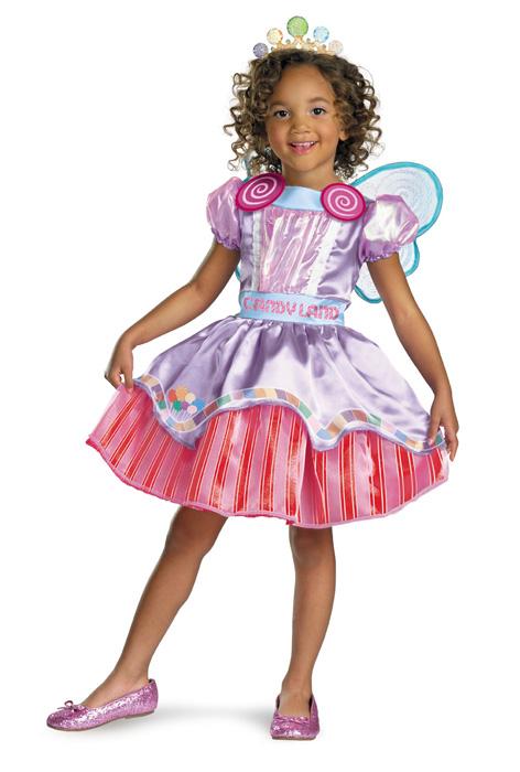 Candyland デラックス Toddler 子供用コスチューム ハロウィン コスプレ 衣装 仮装 幼児 赤ちゃん 子供 0歳 1歳 かわいい 面白い 妖精 Fairy 学園祭 文化祭 学祭 大学祭 高校 イベント ベビー服 出産祝い 誕生日 お祝い