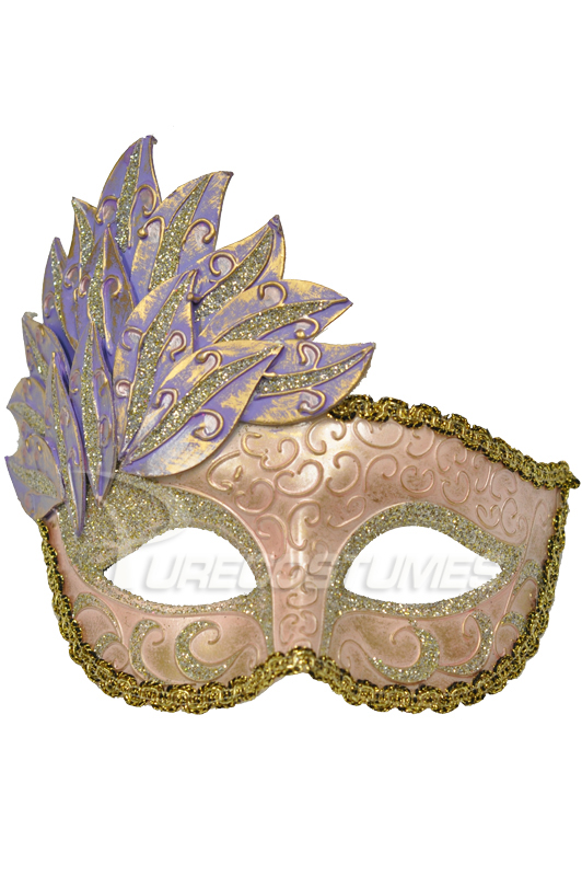 A Midsummer's Garden マスク (Lilac) コスチューム クリスマス ハロウィン コスプレ 衣装 仮装 面白い ウィッグ かつら マスク 仮面 学園祭 文化祭 学祭 大学祭 高校 イベント
