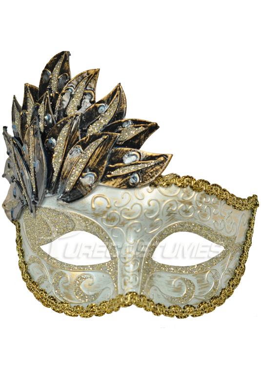 【全品P5倍】A Midsummer's Garden Mask (Blue) コスチューム クリスマス ハロウィン コスプレ 衣装 仮装 面白い ウィッグ かつら マスク 仮面 学園祭 文化祭 学祭 大学祭 高校 イベント