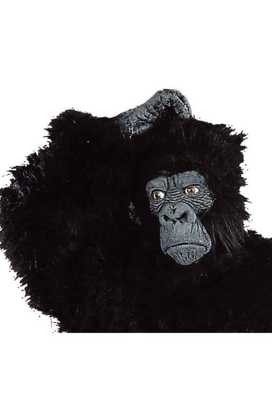 Gorilla Costume Mask コスチューム クリスマス ハロウィン コスプレ 衣装 仮装 面白い ウィッグ かつら マスク 仮面 学園祭 文化祭 学祭 大学祭 高校 イベント
