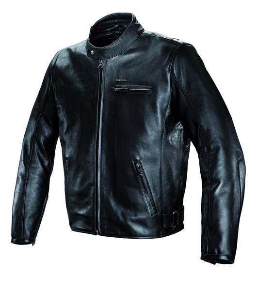 Spidi スピーディー Legend Leather Jacket バイク用品 メンズ バイクウェア モトクロス レザージャケット 革ジャン ライダースジャケット