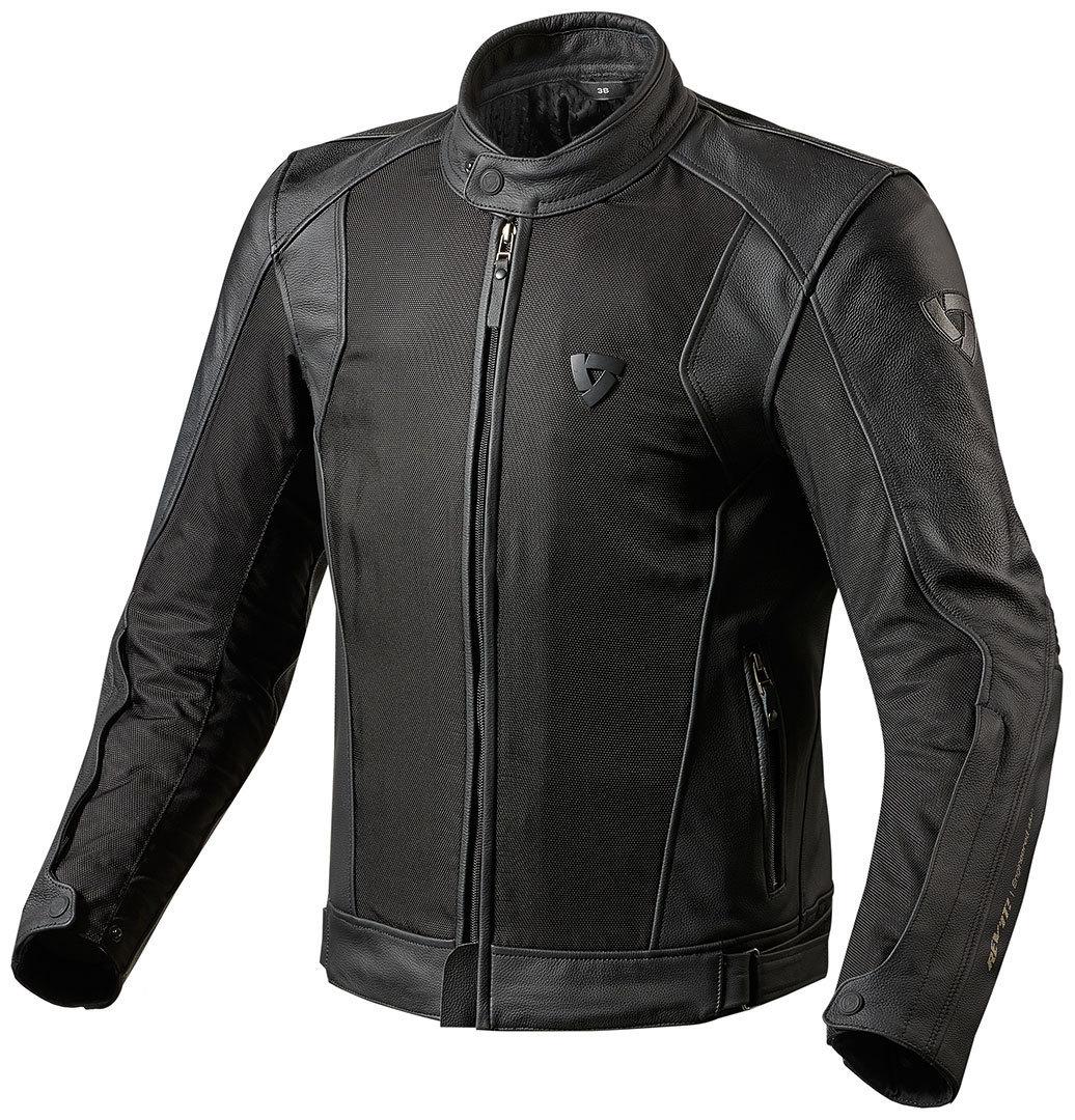 Revit Ignition 2 Leather Jacket バイク用品 メンズ バイクウェア モトクロス レザージャケット 革ジャン ライダースジャケット