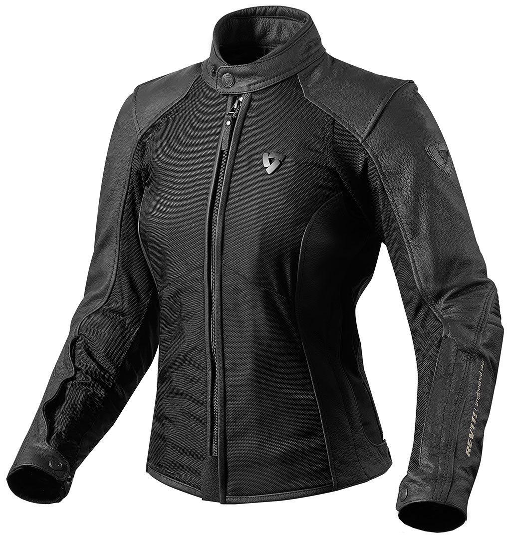 Revit Ignition 2 Ladies Leather Jacket バイク用品 メンズ バイクウェア モトクロス レザージャケット 革ジャン ライダースジャケット