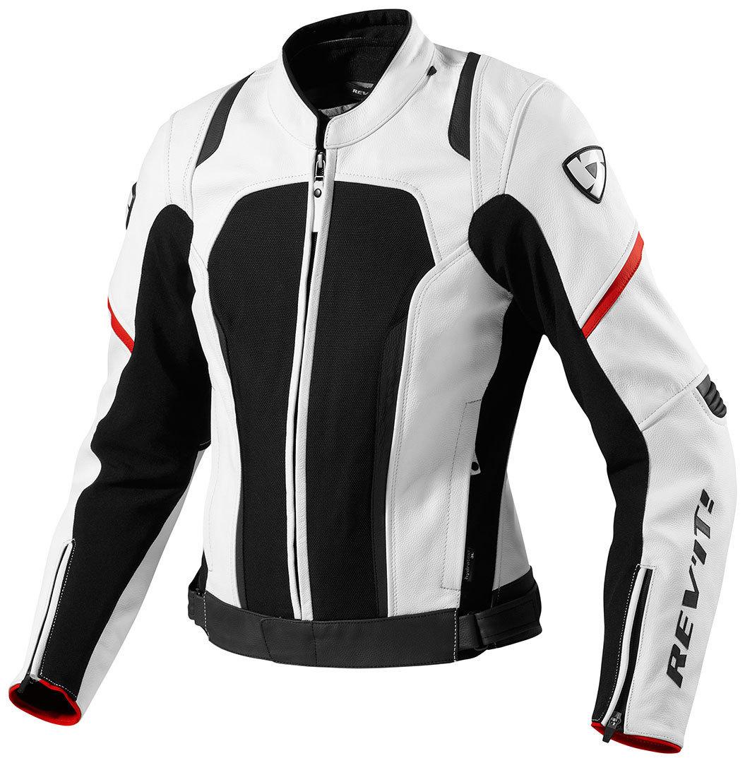 Revit Galactic Ladies Jacket バイク用品 メンズ バイクウェア モトクロス レザージャケット 革ジャン ライダースジャケット