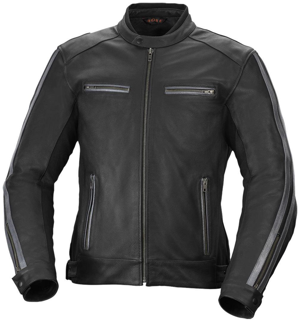 B?se Reno Leather Jacket バイク用品 メンズ バイクウェア モトクロス レザージャケット 革ジャン ライダースジャケット