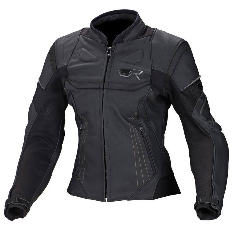 Macna Mission Women バイク用品 メンズ バイクウェア モトクロス レザージャケット 革ジャン ライダースジャケット