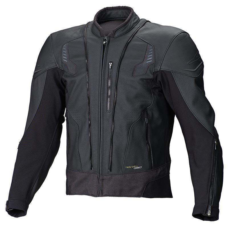 Macna Switch バイク用品 メンズ バイクウェア モトクロス レザージャケット 革ジャン ライダースジャケット