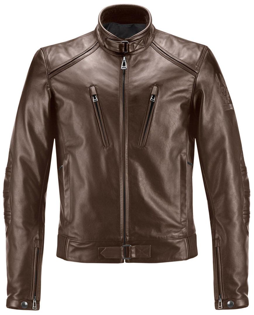 ベルスタッフ Belstaff Lavant Blouson バイク用品 メンズ バイクウェア モトクロス レザージャケット 革ジャン ライダースジャケット