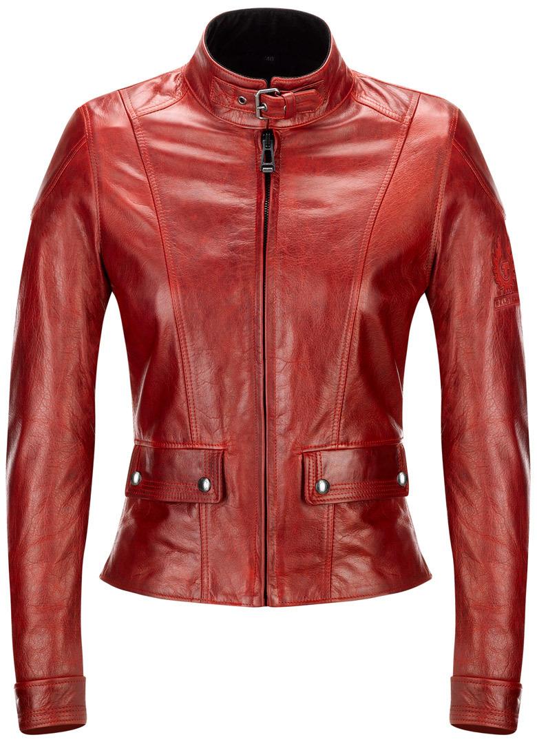 ベルスタッフ Belstaff Fordwater Jacket Ladies バイク用品 メンズ バイクウェア モトクロス レザージャケット 革ジャン ライダースジャケット