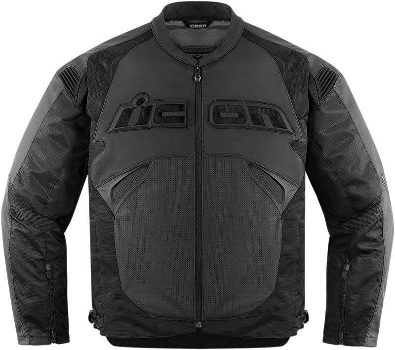 アイコン Icon Sanctuary バイク用品 メンズ バイクウェア モトクロス レザージャケット 革ジャン ライダースジャケット