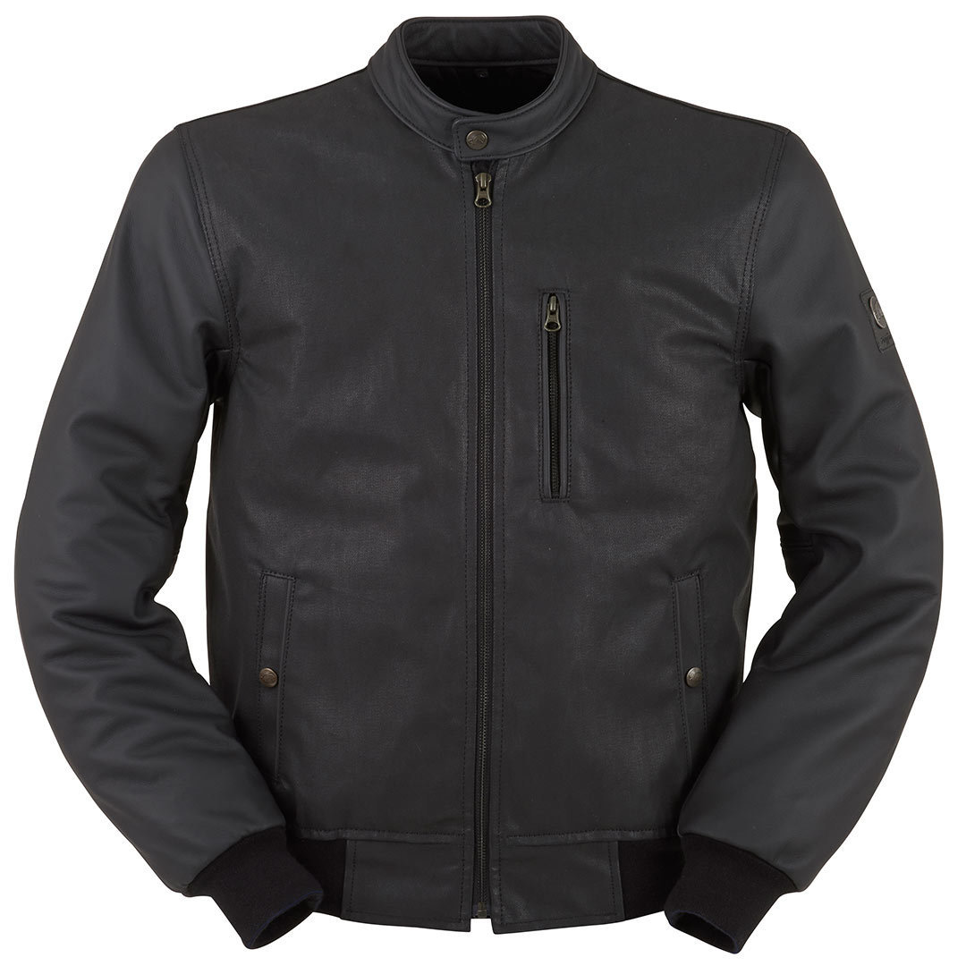 Furygan Clark バイク用品 メンズ バイクウェア モトクロス レザージャケット 革ジャン ライダースジャケット
