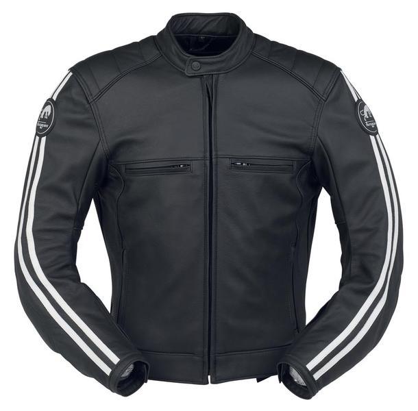 Furygan Forty Four Leather Jacket バイク用品 メンズ バイクウェア モトクロス レザージャケット 革ジャン ライダースジャケット