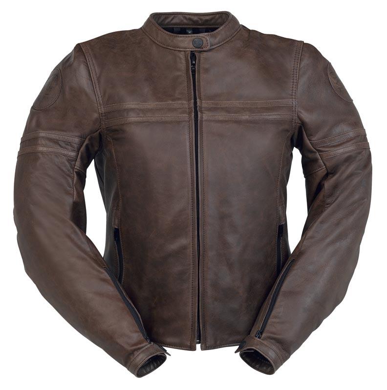 Furygan Jade Women Leather Jacket バイク用品 メンズ バイクウェア モトクロス レザージャケット 革ジャン ライダースジャケット