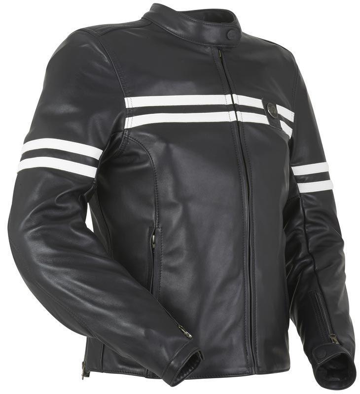 Furygan GTO - Lady バイク用品 メンズ バイクウェア モトクロス レザージャケット 革ジャン ライダースジャケット