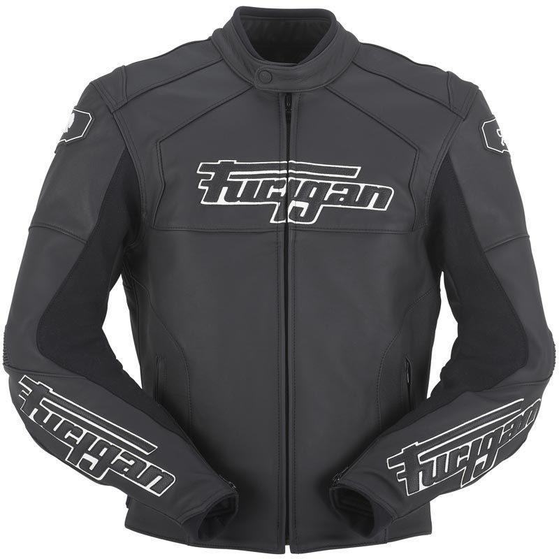 Furygan Brutale Evo 2 Leather Jacket バイク用品 メンズ バイクウェア モトクロス レザージャケット 革ジャン ライダースジャケット