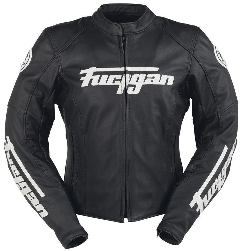Furygan Brutale Evo Lady Leather Jacket バイク用品 メンズ バイクウェア モトクロス レザージャケット 革ジャン ライダースジャケット