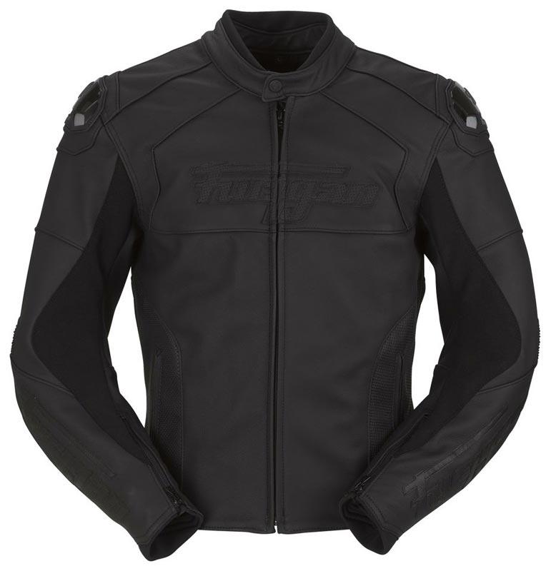Furygan Dark Leather Jacket バイク用品 メンズ バイクウェア モトクロス レザージャケット 革ジャン ライダースジャケット
