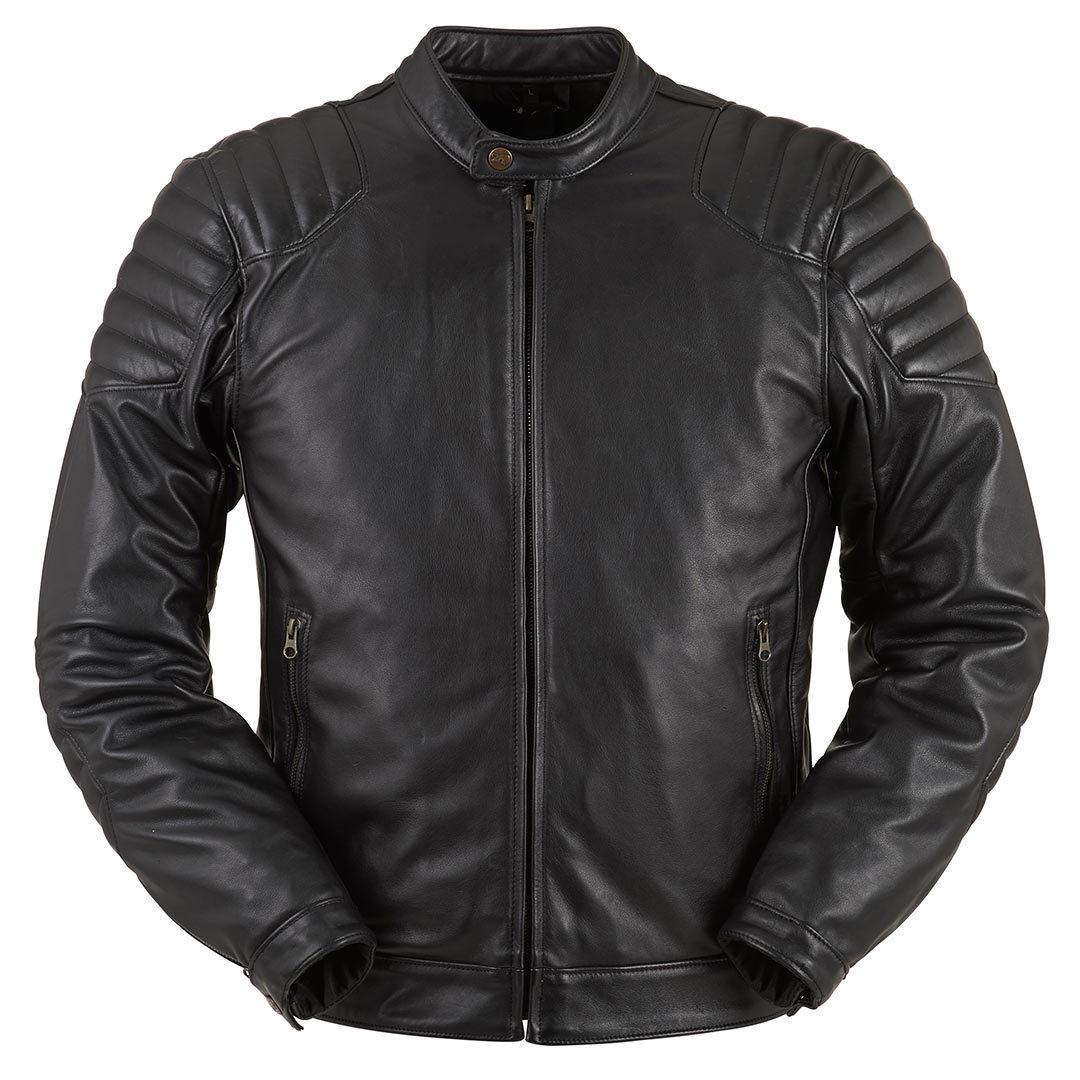 Furygan Russel バイク用品 メンズ バイクウェア モトクロス レザージャケット 革ジャン ライダースジャケット
