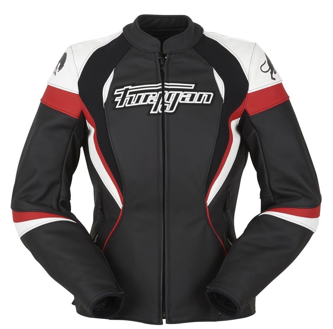 Furygan Xenia Racing Lady バイク用品 メンズ バイクウェア モトクロス レザージャケット 革ジャン ライダースジャケット