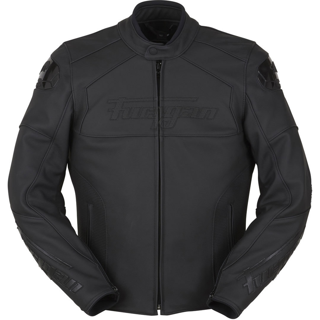 Furygan Dark Evo Leather Jacket バイク用品 メンズ バイクウェア モトクロス レザージャケット 革ジャン ライダースジャケット