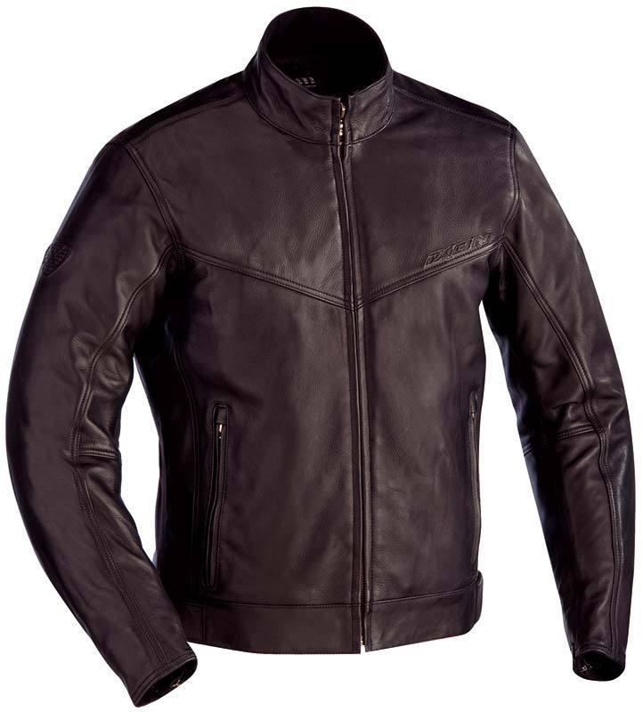 【全品ポイント5倍】Ixon イクソン Hamilton Leather Jacket バイク用品 メンズ バイクウェア モトクロス レザージャケット 革ジャン ライダースジャケット