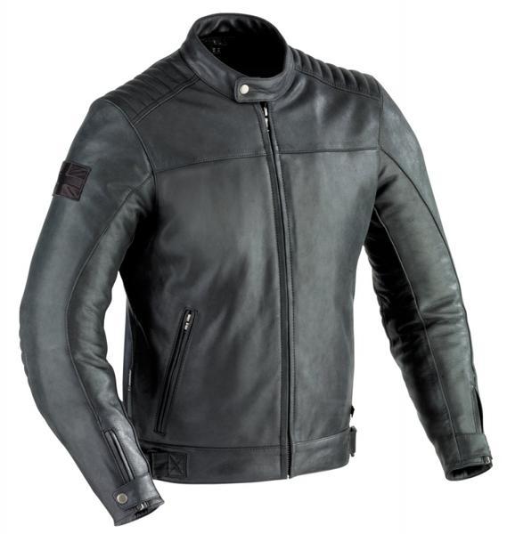 Ixon イクソン Mechanics Leather Jacket バイク用品 メンズ バイクウェア モトクロス レザージャケット 革ジャン ライダースジャケット