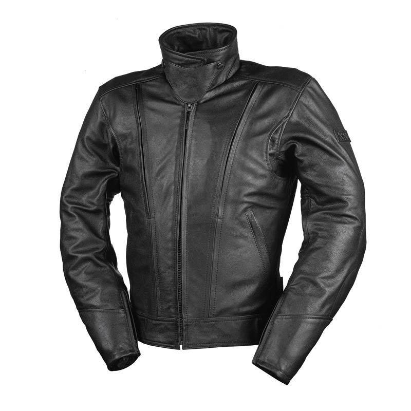 IXS イクス Harstad バイク用品 メンズ バイクウェア モトクロス レザージャケット 革ジャン ライダースジャケット