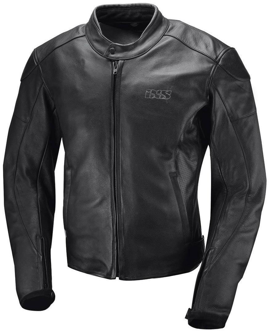IXS イクス Coverdale バイク用品 メンズ バイクウェア モトクロス レザージャケット 革ジャン ライダースジャケット
