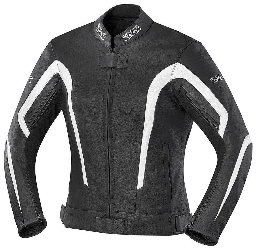 IXS イクス Kelly Lady バイク用品 メンズ バイクウェア モトクロス レザージャケット 革ジャン ライダースジャケット