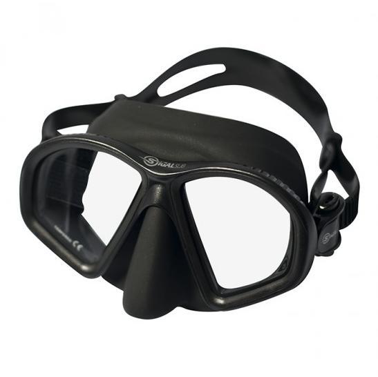 Sigalsub Mask Mate Black