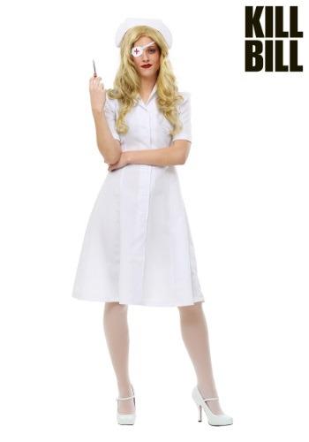 【ポイント最大29倍●お買い物マラソン限定!エントリー】Kill Bill Elle Driver Nurse Women's コスチューム ハロウィン レディース コスプレ 衣装 女性 仮装 女性用 イベント パーティ ハロウィーン 学芸会