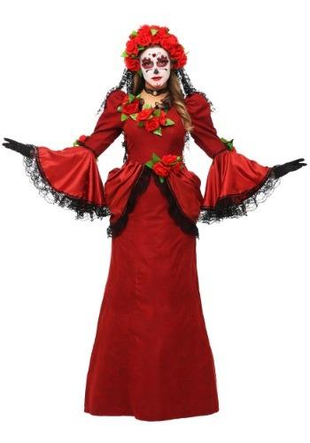 【ポイント最大29倍●お買い物マラソン限定!エントリー】Women's Day of the Dead コスチューム ハロウィン レディース コスプレ 衣装 女性 仮装 女性用 イベント パーティ ハロウィーン 学芸会
