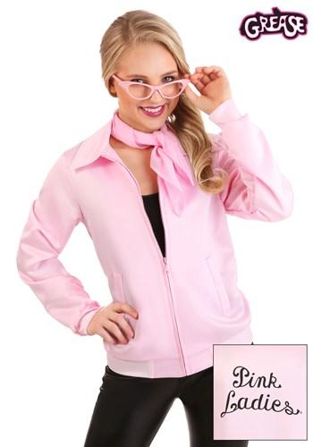 【ポイント最大29倍●お買い物マラソン限定!エントリー】Pink Ladies Jacket Grease コスチューム ハロウィン レディース コスプレ 衣装 女性 仮装 女性用 イベント パーティ ハロウィーン 学芸会
