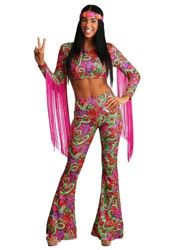 【ポイント最大29倍●お買い物マラソン限定!エントリー】Women's World Peace Hippie コスチューム ハロウィン レディース コスプレ 衣装 女性 仮装 女性用 イベント パーティ ハロウィーン 学芸会
