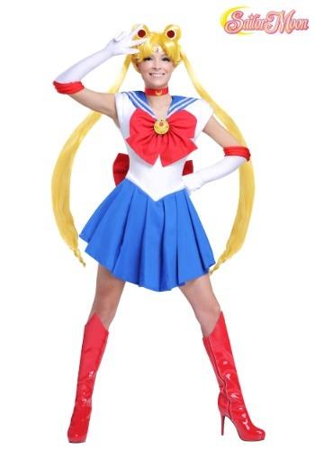 【ポイント最大29倍●お買い物マラソン限定!エントリー】Sailor Moon Women's コスチューム ハロウィン レディース コスプレ 衣装 女性 仮装 女性用 イベント パーティ ハロウィーン 学芸会