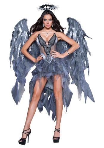 【マラソン全品P5倍】大人用 Dark Angel's Desire コスチューム クリスマス ハロウィン レディース コスプレ 衣装 女性 仮装 女性用 イベント パーティ ハロウィーン 学芸会