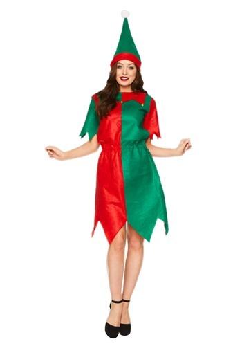 Women's Elf コスチューム クリスマス ハロウィン レディース コスプレ 衣装 女性 仮装 女性用 イベント パーティ ハロウィーン 学芸会