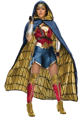 Women's Grand Heritage Wonder Woman コスチューム クリスマス ハロウィン レディース コスプレ 衣装 女性 仮装 女性用 イベント パーティ ハロウィーン 学芸会