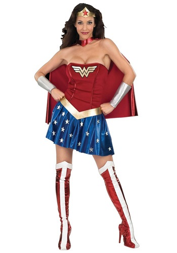 【ポイント最大29倍●お買い物マラソン限定!エントリー】大人用 Wonder Woman コスチューム ハロウィン レディース コスプレ 衣装 女性 仮装 女性用 イベント パーティ ハロウィーン 学芸会