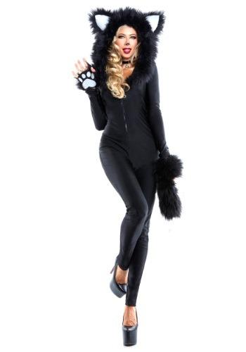 【ポイント最大29倍●お買い物マラソン限定!エントリー】Women's Furry Feline コスチューム ハロウィン レディース コスプレ 衣装 女性 仮装 女性用 イベント パーティ ハロウィーン 学芸会