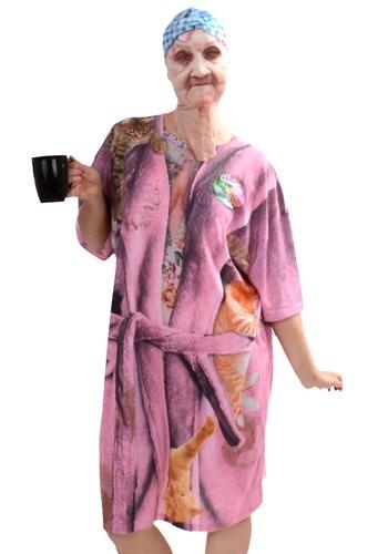 【ポイント最大29倍●お買い物マラソン限定!エントリー】Women's Crazy Cat Lady コスチューム ハロウィン レディース コスプレ 衣装 女性 仮装 女性用 イベント パーティ ハロウィーン 学芸会