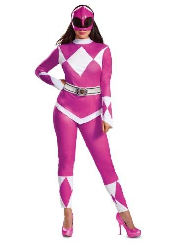 【ポイント最大29倍●お買い物マラソン限定!エントリー】Power Rangers Pink Ranger Women's コスチューム ハロウィン レディース コスプレ 衣装 女性 仮装 女性用 イベント パーティ ハロウィーン 学芸会