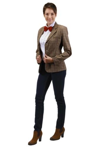 【ポイント最大29倍●お買い物マラソン限定!エントリー】Eleventh Doctor Womens コスチューム Jacket ハロウィン レディース コスプレ 衣装 女性 仮装 女性用 イベント パーティ ハロウィーン 学芸会