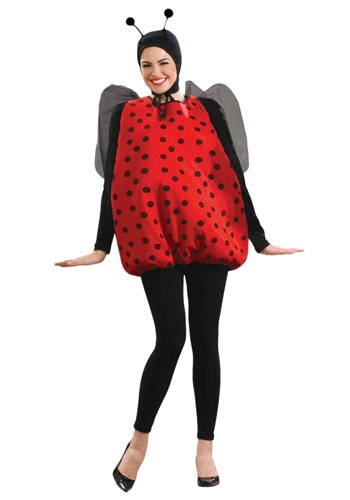 大人用 Lady Bug コスチューム クリスマス ハロウィン レディース コスプレ 衣装 女性 仮装 女性用 イベント パーティ ハロウィーン 学芸会