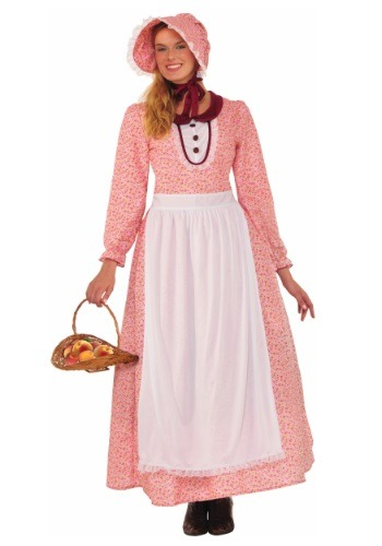 Pioneer Woman コスチューム クリスマス ハロウィン レディース コスプレ 衣装 女性 仮装 女性用 イベント パーティ ハロウィーン 学芸会
