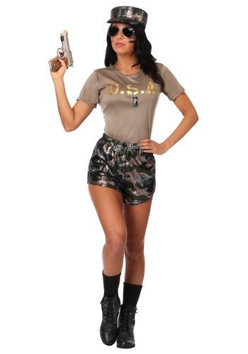 【ポイント最大29倍●お買い物マラソン限定!エントリー】Women's Boot Camp Babe コスチューム ハロウィン レディース コスプレ 衣装 女性 仮装 女性用 イベント パーティ ハロウィーン 学芸会
