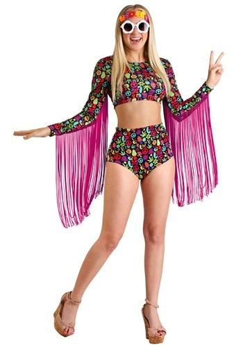 【ポイント最大29倍●お買い物マラソン限定!エントリー】Women's Free Spirit Hippie コスチューム ハロウィン レディース コスプレ 衣装 女性 仮装 女性用 イベント パーティ ハロウィーン 学芸会